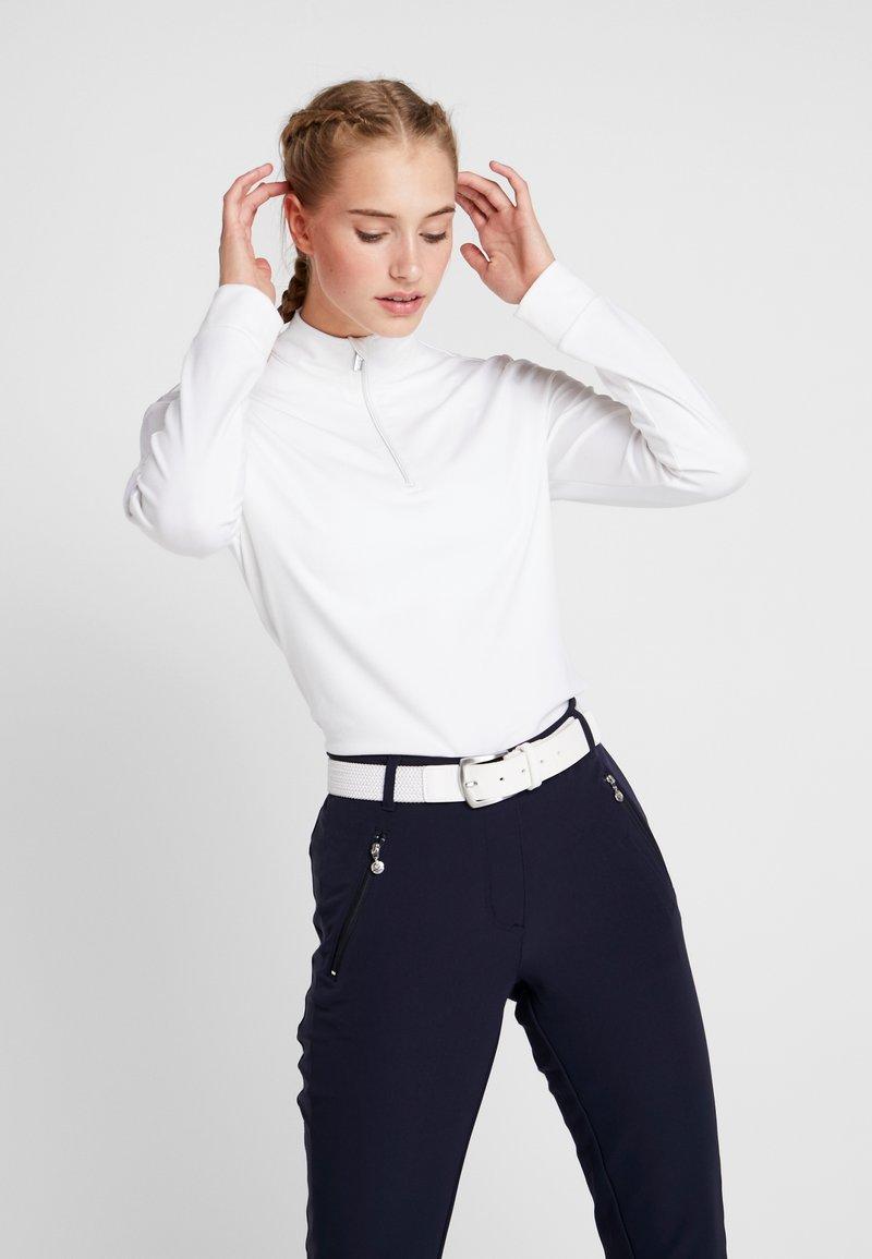 Daily Sports - ANNA - Maglietta a manica lunga - white