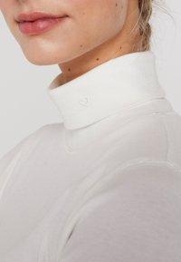 Daily Sports - MAGGIE ROLL NECK - Maglietta a manica lunga - white - 5