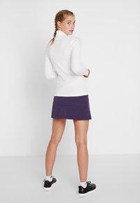 Daily Sports - MAGGIE ROLL NECK - Maglietta a manica lunga - white - 2