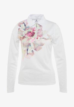 GRACE - Poloshirts - white