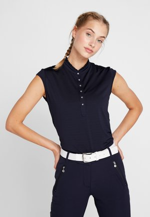 SIBBIE - Camiseta estampada - navy