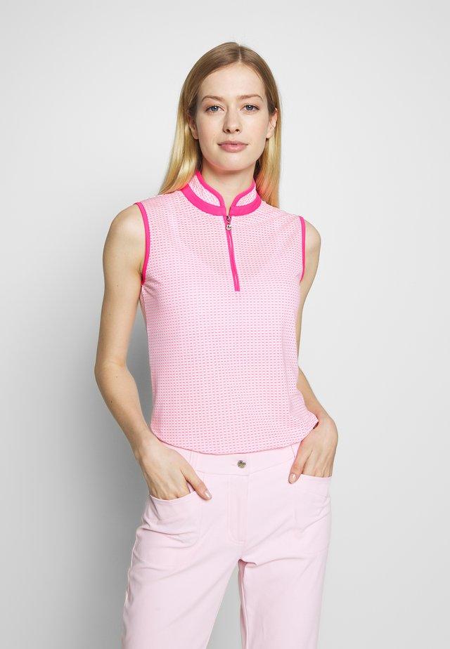 TALIA - T-shirt med print - hot pink