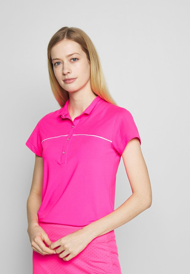 ADINA CAP - Polo - hot pink