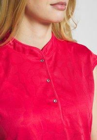 Daily Sports - UMA CAP - Polo shirt - sangria - 4