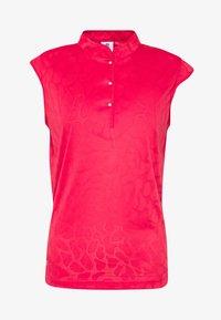 Daily Sports - UMA CAP - Polo shirt - sangria - 3