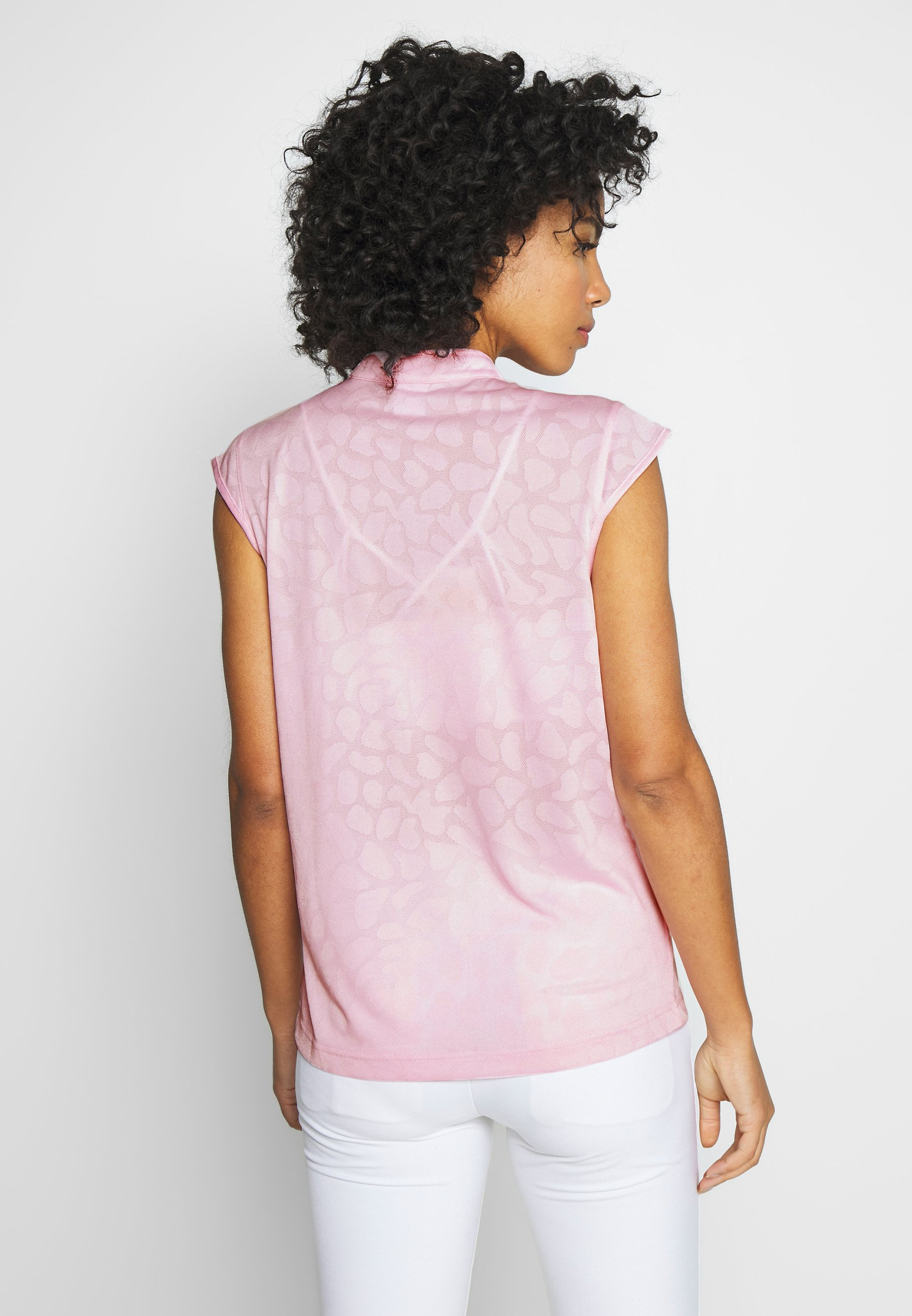 Daily Sports UMA CAP - Poloskjorter - pink