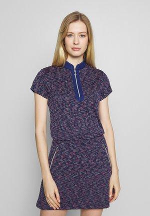 ALVINA CAP - T-shirts print - night blue