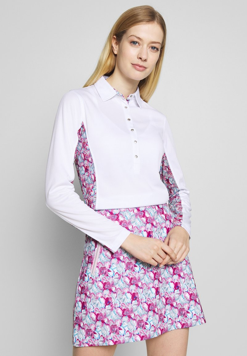 Daily Sports - Long sleeved top - white