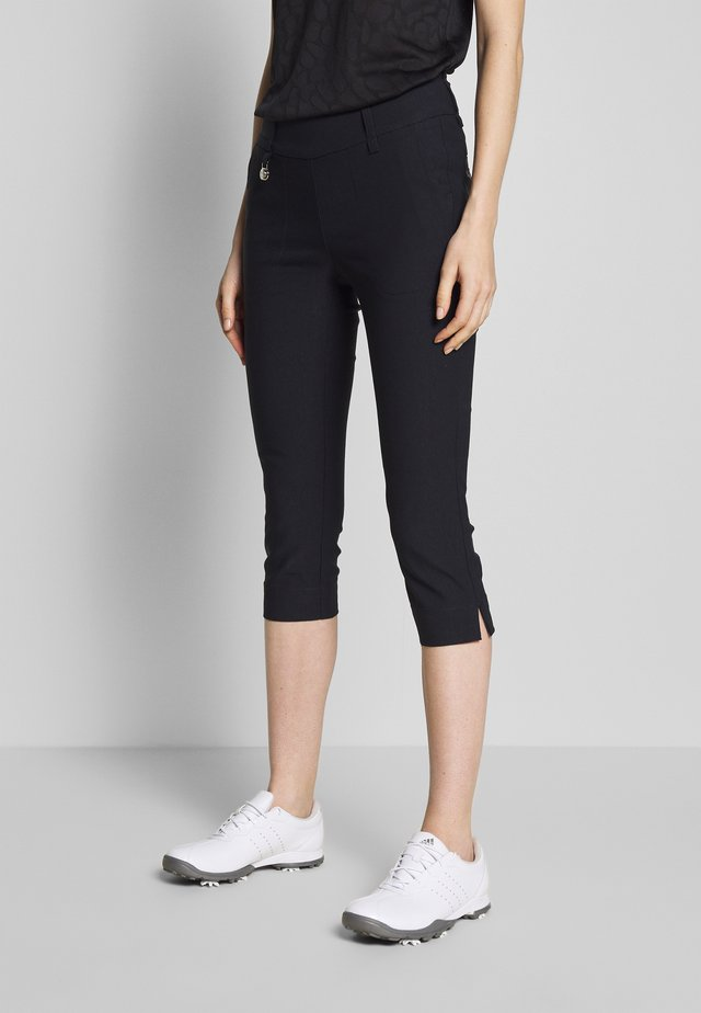 MAGIC CAPRI - 3/4 sports trousers - navy