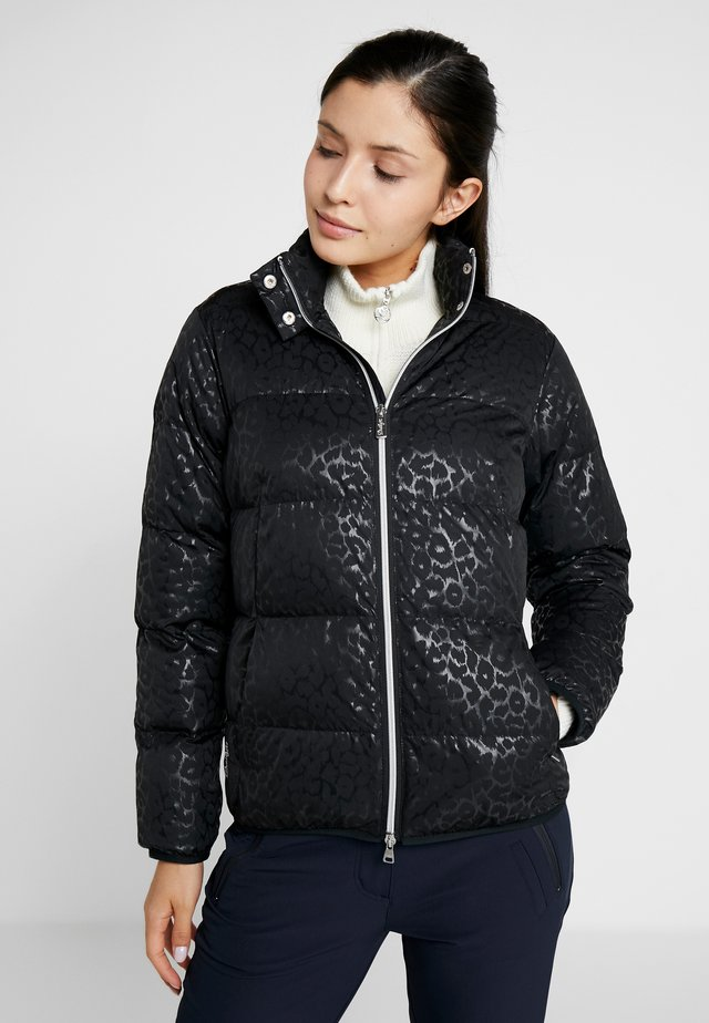 HEAT WIND JACKET - Winterjacke - anthrazit