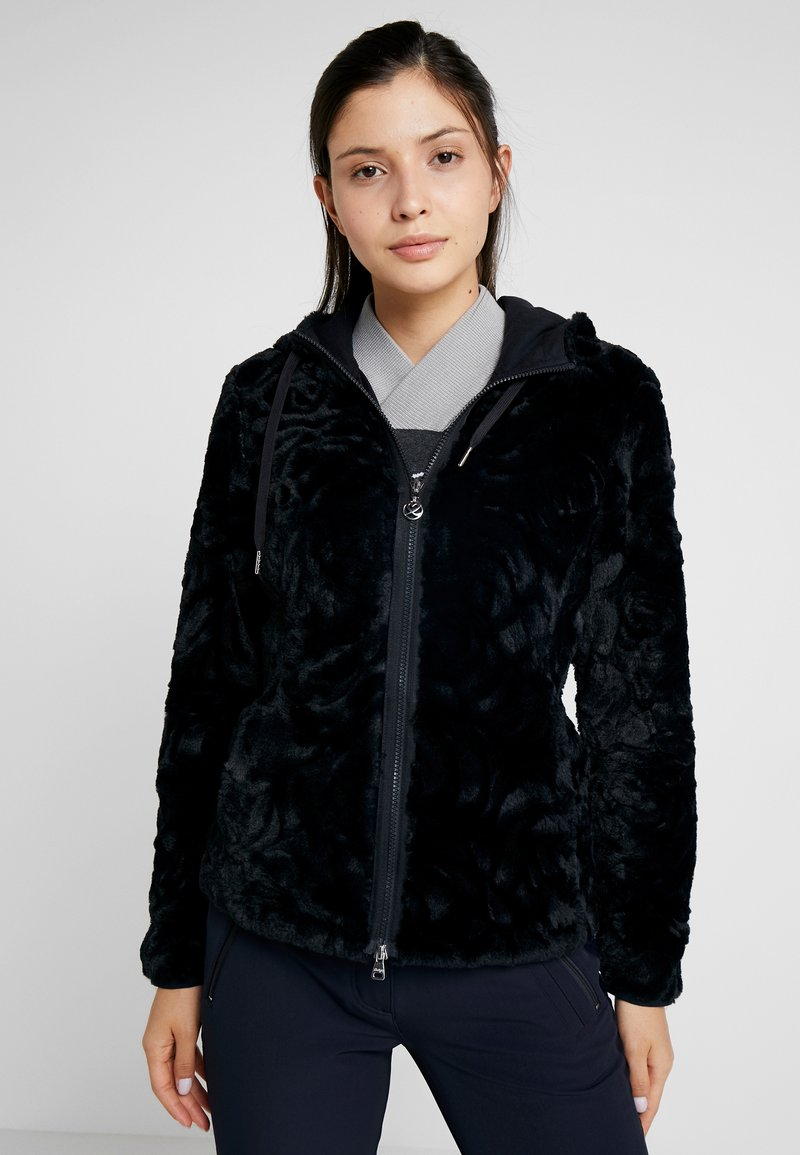 Daily Sports - JOY JACKET - Fleece jacket - navy