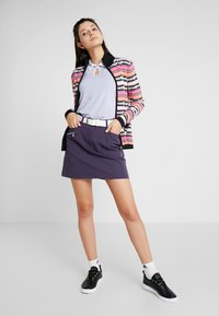 Daily Sports - LORA UNLINED - Zip-up hoodie - navy - 1