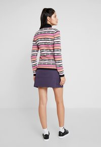 Daily Sports - LORA UNLINED - Zip-up hoodie - navy - 2