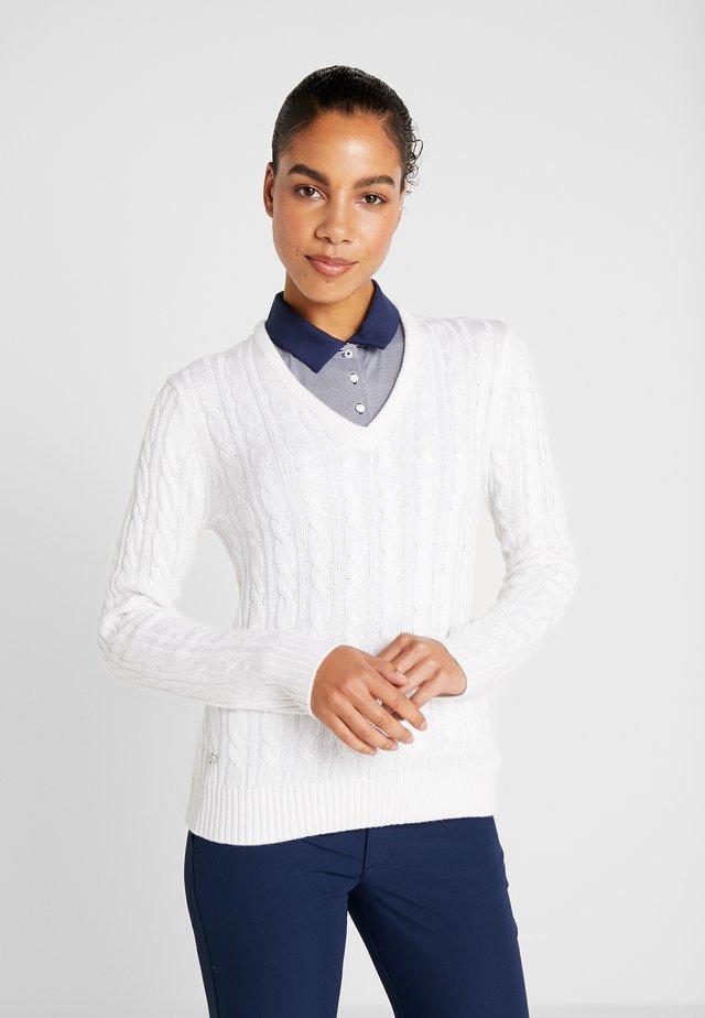 NADJA  - Sweter - white