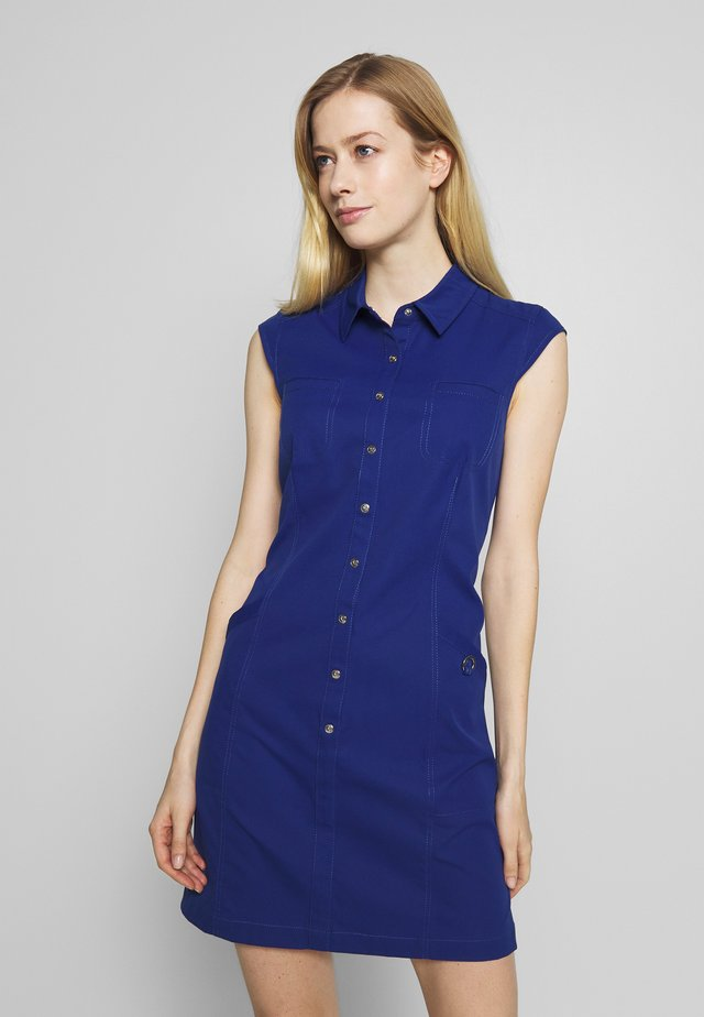 LYRIC CAP DRESS - Sportskjole - night blue