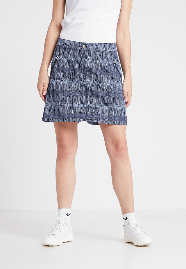 MILOU WIND SKORT - Sports skirt - navy