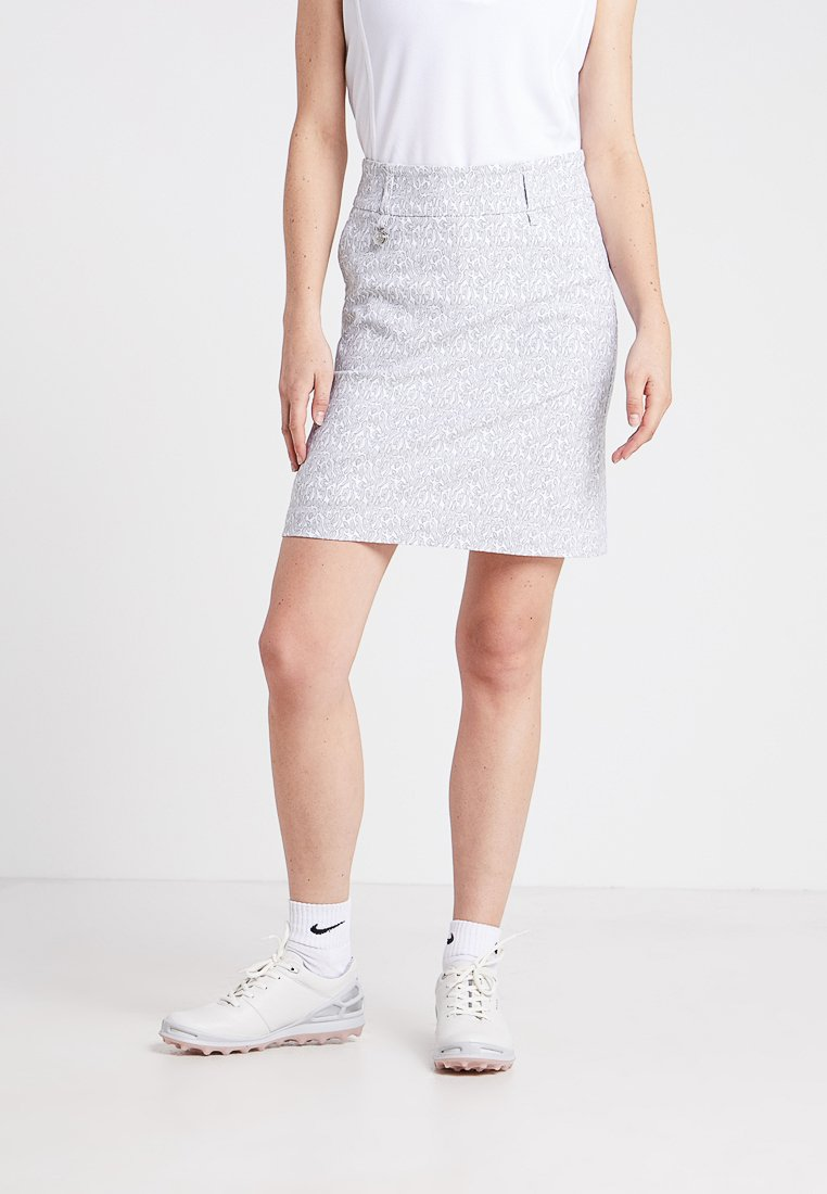 Daily Sports - BELLA MAGIC SKORT  - Rokken - white