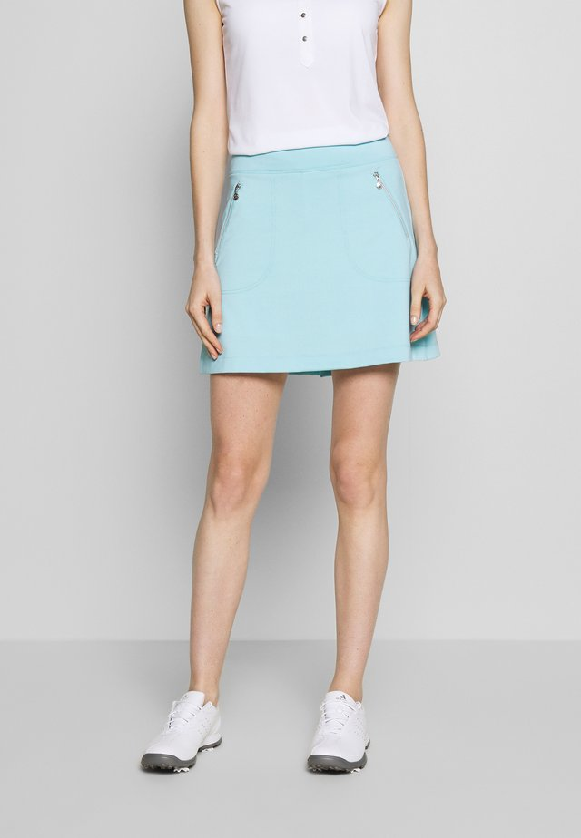 MADGE SKORT - Sports skirt - azul