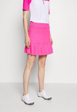 RITA SKORT - Sportsnederdel - hot pink