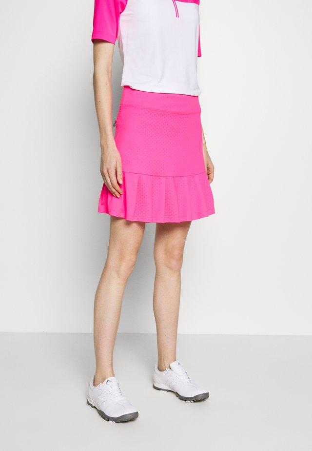 RITA SKORT - Sports skirt - hot pink