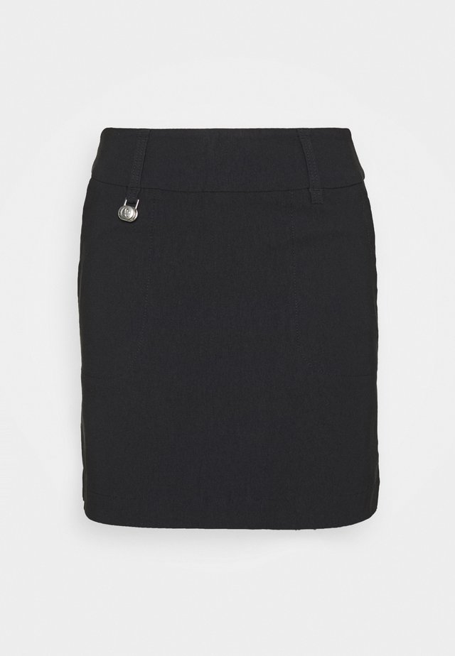MAGIC SKORT - Gonna sportivo - black