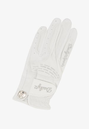 GLOVE - Gants - white