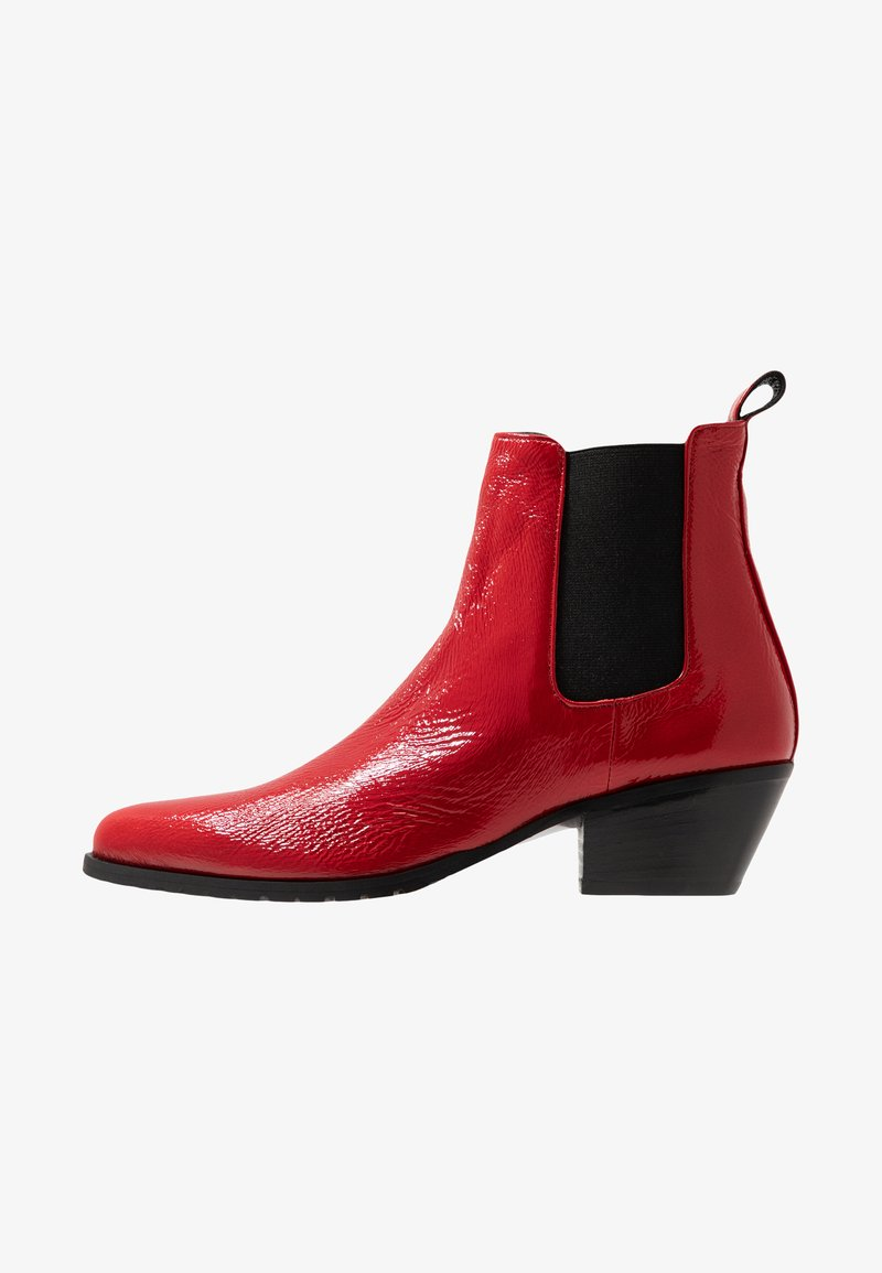Day Time - KELSY - Ankle boots - rosso