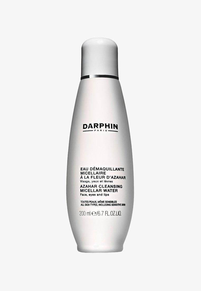Darphin - AZAHAR CLEANSING MICELLAR WATER - Ansigtsrens - -