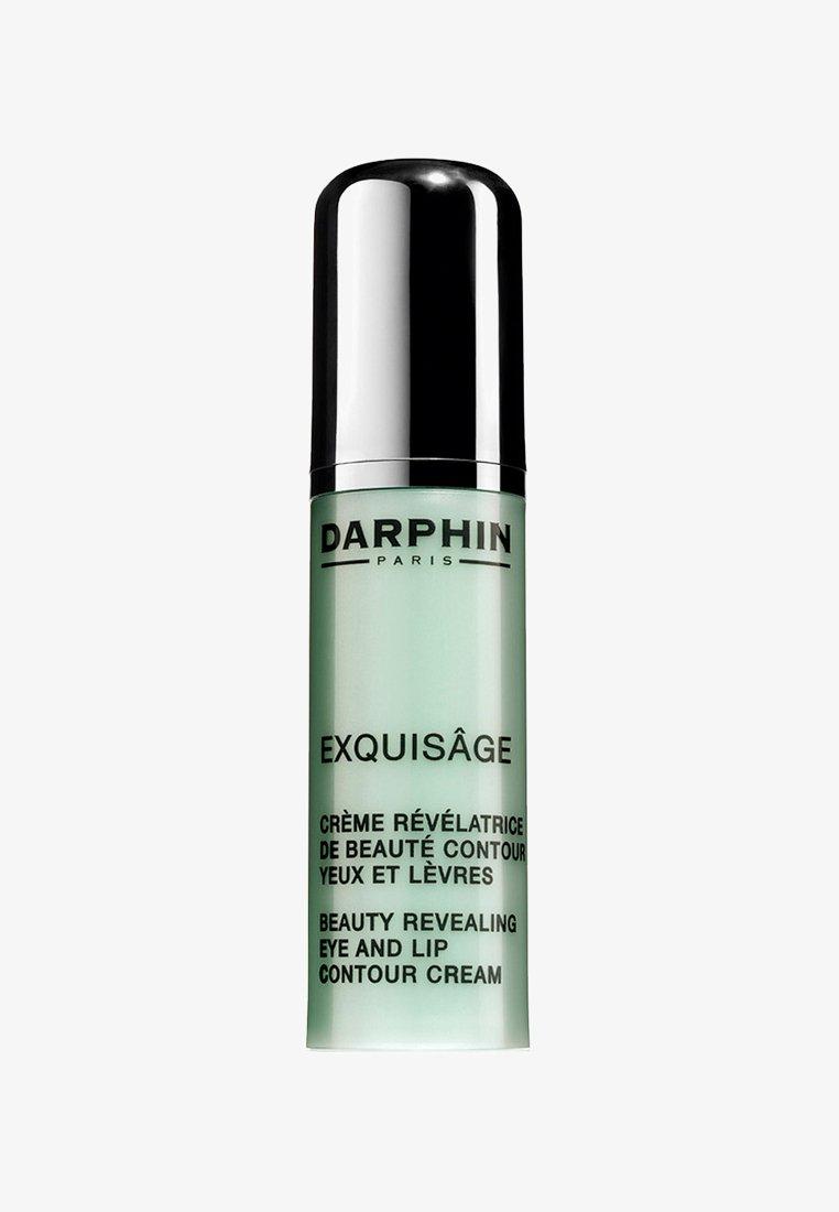 Darphin - EXQUISÂGE EYE & LIP CONTOUR CREAM - Idratante - -