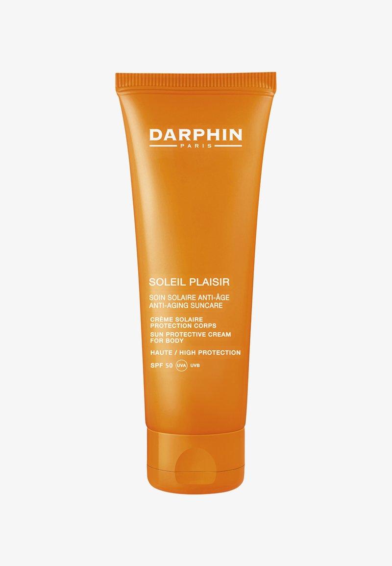 Darphin - SOLEIL PLAISIR SPF 50 - Zonnebrandcrème - -