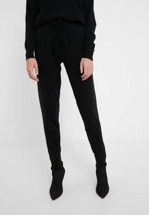 PANTS POCKETS - Pantalon de survêtement - black
