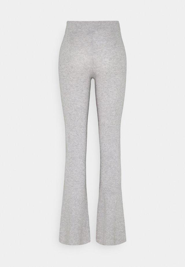 PANTS - Pantalon classique - light grey