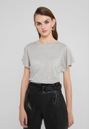 FLOUNCE - T-shirt imprimé - light grey