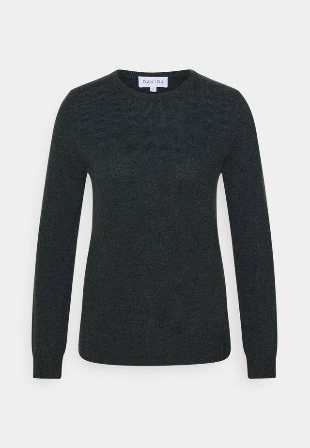 BASIC - Maglione - dark green