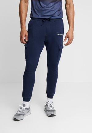 Teplákové kalhoty - navy