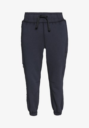 ACID WASH - Pantaloni sportivi - black