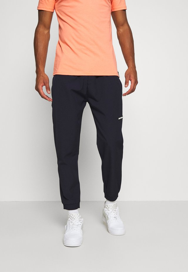 TRACK PANT - Tracksuit bottoms - navy
