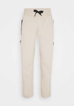 DAILY BASIS JOGGERS - Pantalon de survêtement - taupe