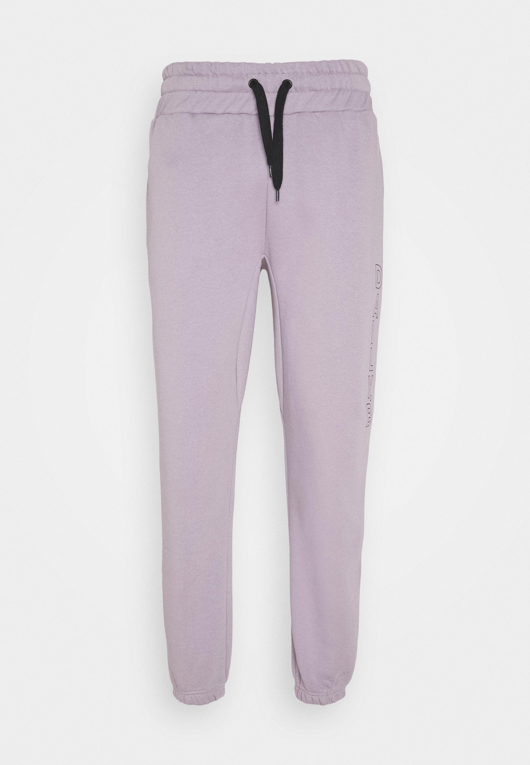 OUTLINE Pantalon de survêtement lilac