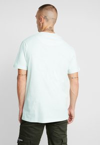 Daily Basis Studios - BASIC LOGO TEE - T-shirt basic - mint - 2