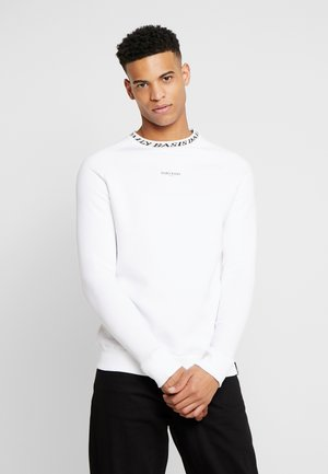 NECK CREW - Felpa - white