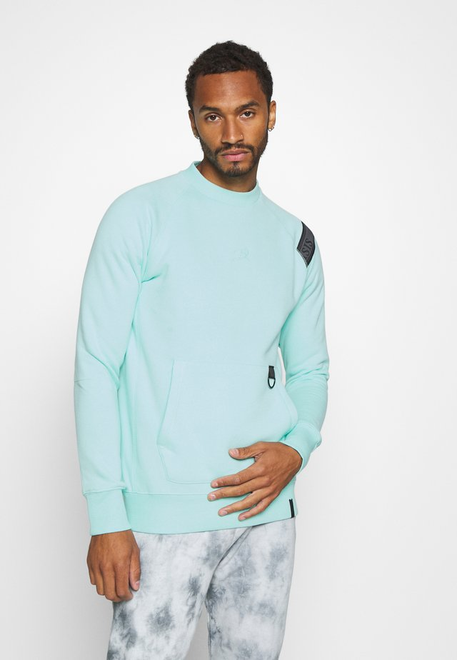 GARMENT DYE  - Sweatshirt - mint