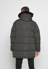Daily Basis Studios - Winter coat - grey - 2