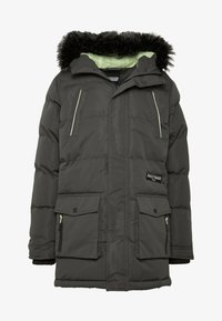 Daily Basis Studios - Winter coat - grey - 3