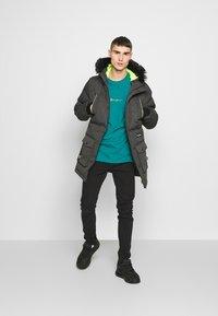 Daily Basis Studios - Winter coat - grey - 1