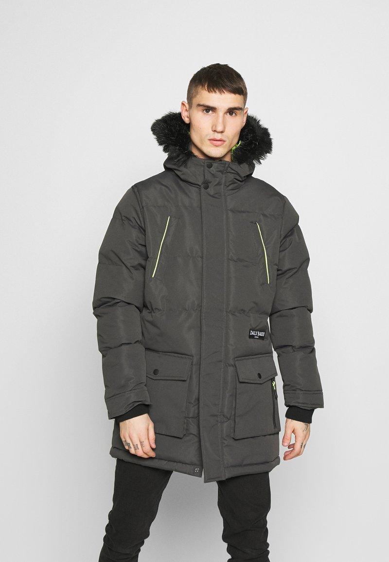 Daily Basis Studios - Winter coat - grey