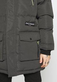Daily Basis Studios - Winter coat - grey - 4