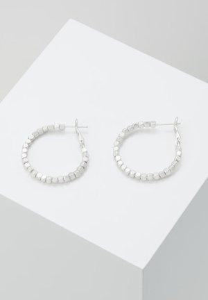 EARRING ALINA - Øreringe - silver-coloured
