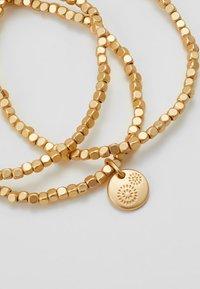 Dansk Smykkekunst - BRACELET ALINA  - Bracelet - gold-coloured - 3