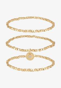 Dansk Smykkekunst - BRACELET ALINA  - Bracelet - gold-coloured - 1